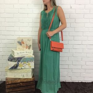Matilda Jane | Green Down In The Valley Maxi Dress